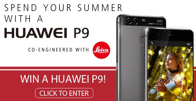 Huawei P9 wins European Consumer Smartphone 2016-17