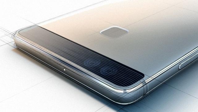 Elegante diseño del Huawei P9
