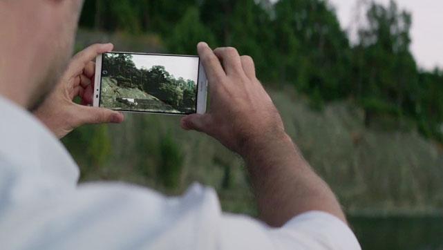 Huawei Ascend Mate7 : Savourez chaque moment