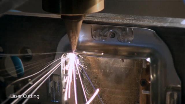 Huawei Ascend D2 manufacturing process