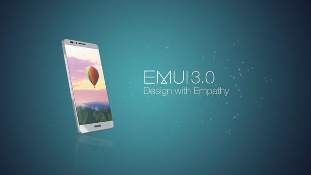 Huawei EMUI 3.0 - Design with Empathy