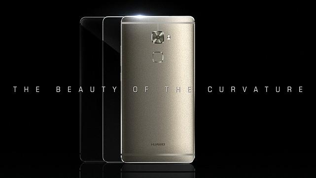 Huawei Mate S Design Video