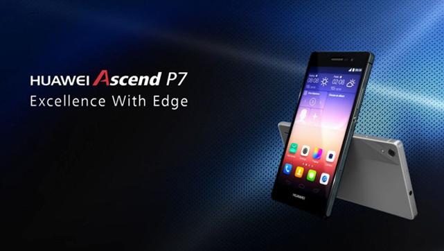 Huawei Ascend P7 非凡極致 電視廣告