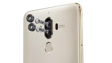 A Huawei bemutatta új, Mate 9 okostelefonját