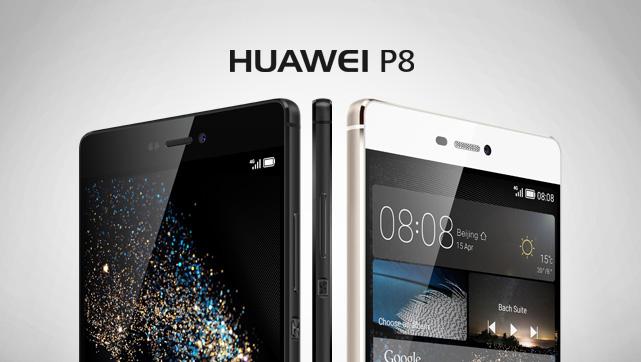 Huawei P8 TVC