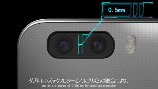 honor 6 Plus カメラ機能紹介ムービー