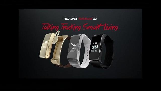 Huawei TalkBand B2-