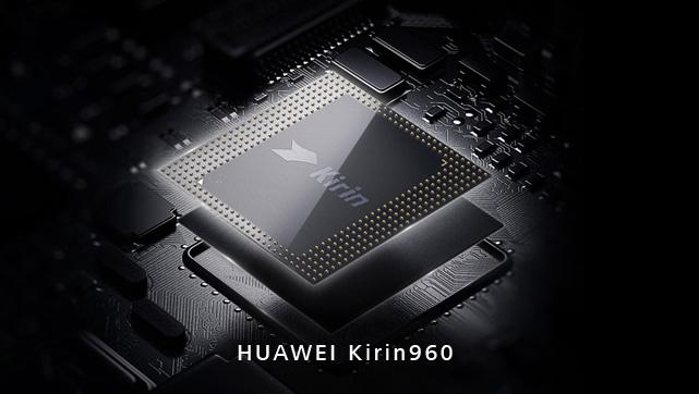 Huawei presenta el Kirin 960