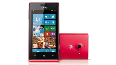 Huawei представил первый смартфон на Windows Phone 8