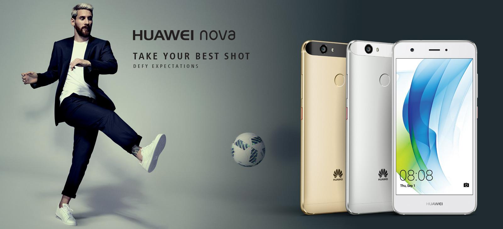 HUAWEI nova Smartphone | Mobile Phones | HUAWEI South Africa